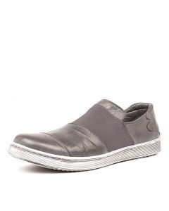 SOLLIE GREY LEATHER