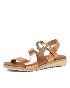 ZOELLA ROSE GOLD LEATHER