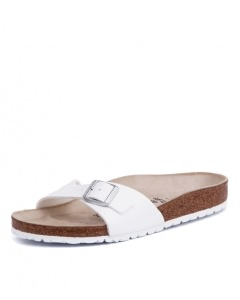 MADRID BK WHITE BIRKOFLOR