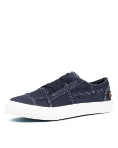 MARLEY PURE NAVY CANVAS