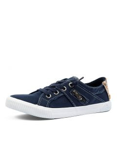 FRUIT PURE NAVY CANVAS