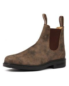 1306 MENS BOOT RUSTIC BROWN LEATHER