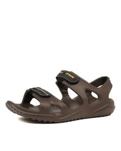 SWIFTWATER SANDAL MEN'S ESPRESSO BLACK CROSLITE