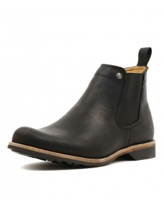 RITTER BLACK LEATHER