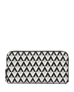 KADENCE WALLET BLACK MULTI PU
