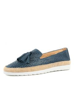ANDALUSE DF DEEP BLUE LEATHER
