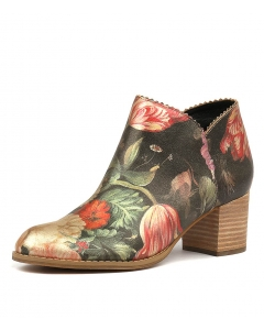 SHARON VINTAGE FLORAL LEATHER