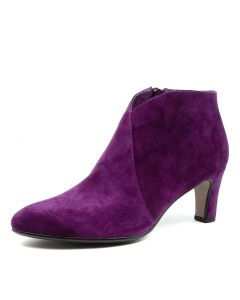 TEMPLESS PURPLE SUEDE