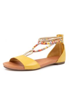 JAZMIN LT YELLOW MULTI