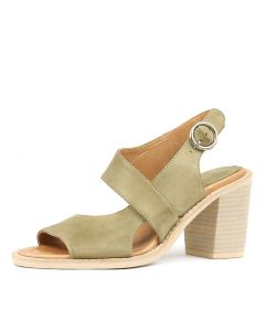 TAVARIS KHAKI LEATHER