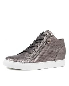 GIAZZA PEWTER LEATHER
