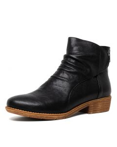 ROOPER BLACK LEATHER