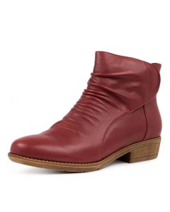 ROOPER RED LEATHER