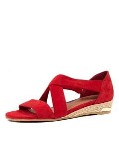 CAPPIES DJ RED SUEDE