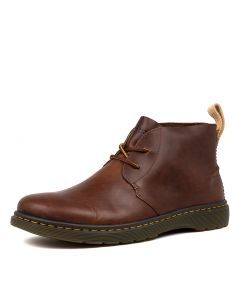 EMBER BOOT TAN WESTFIELD LEATHER