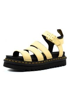 BLAIRE DM YELLOW LEATHER