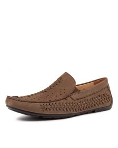 COOPER BROWN NUBUCK