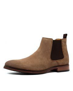 GUILFORD TAUPE SUEDE