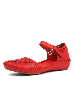RUBE RED LEATHER