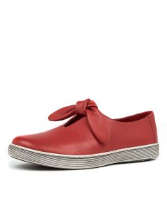 DORSEY GM RED LEATHER