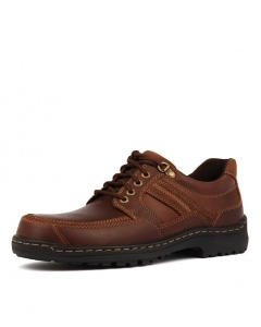 ALBATROSS BROWN LEATHER
