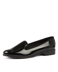 FANTASTIC HP BLACK PATENT LEATHER