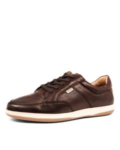 DEAN HP BROWN LEATHER