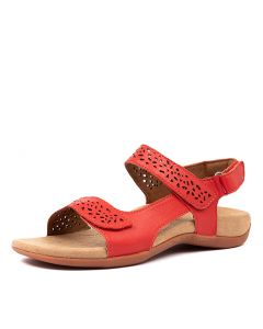 ALMADA RED LEATHER