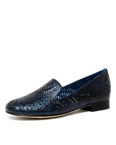 AZZIE NAVY METALLIC MULTI SMOOTH