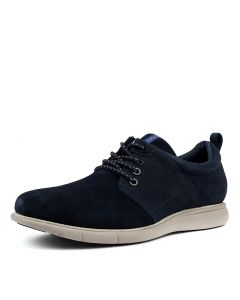 VELLORE NAVY SUEDE