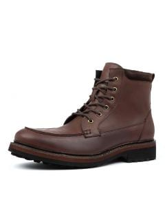 TRIP BROWN LEATHER