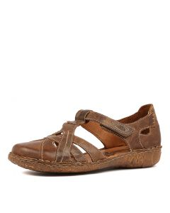 ROSALIE 29 BRANDY LEATHER