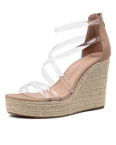 KBABY MO CLEAR NUDE VINYLITE LEATHE