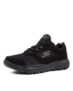 54734 GO WALK EVO ULTRA BLACK SMOOTH