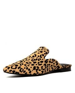 WILLOW LOAFER LEOPARD PONY