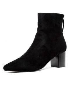 FLORENCE BOOT BLACK SUEDE