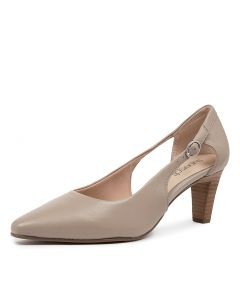 MADDEN SU PALE TAUPE LEATHER
