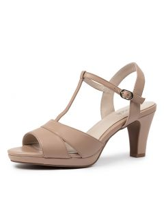 SABLE NUDE LEATHER