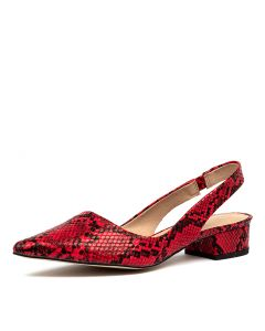 AUDREY RED SNAKE