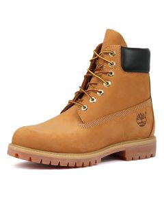 6 PREMIUM ICON BOOTS WHEAT NUBUCK