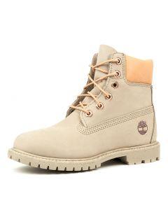 35e1110967c1e8 TIMBERLAND 6 premium icon boot women's light taupe nubuck
