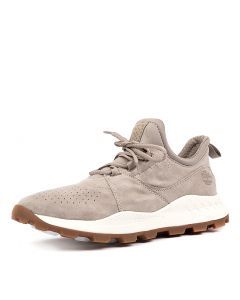 BROOKLYN OXFORD TAUPE SUEDE
