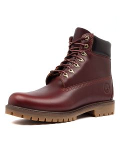 6 INCH HERITAGE  BOOT MEDIUM BROWN LEATHER