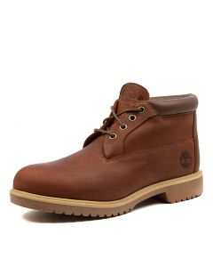 TBL 1973 NEWMAN PREMIUM MEDIUM BROWN NUBUCK
