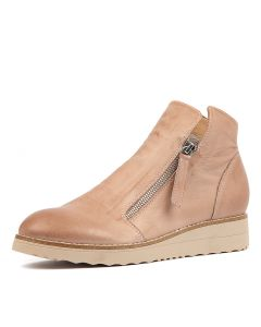 OHMY CAFE NUDE SOLE LEATHER
