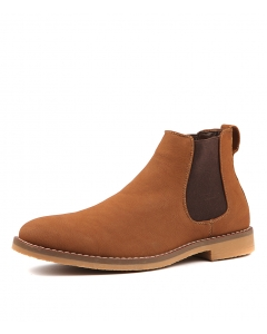 PERISHER UN TAN NUBUCK SMOOTH