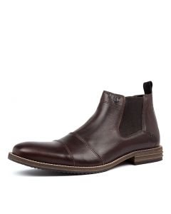 JONAH DARK BROWN LEATHER