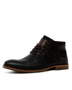 MEDFORD BLACK LEATHER