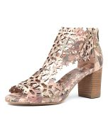SHANON FLORAL PRINT LEATHER