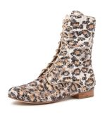 EULAH TAUPE LEOPARD